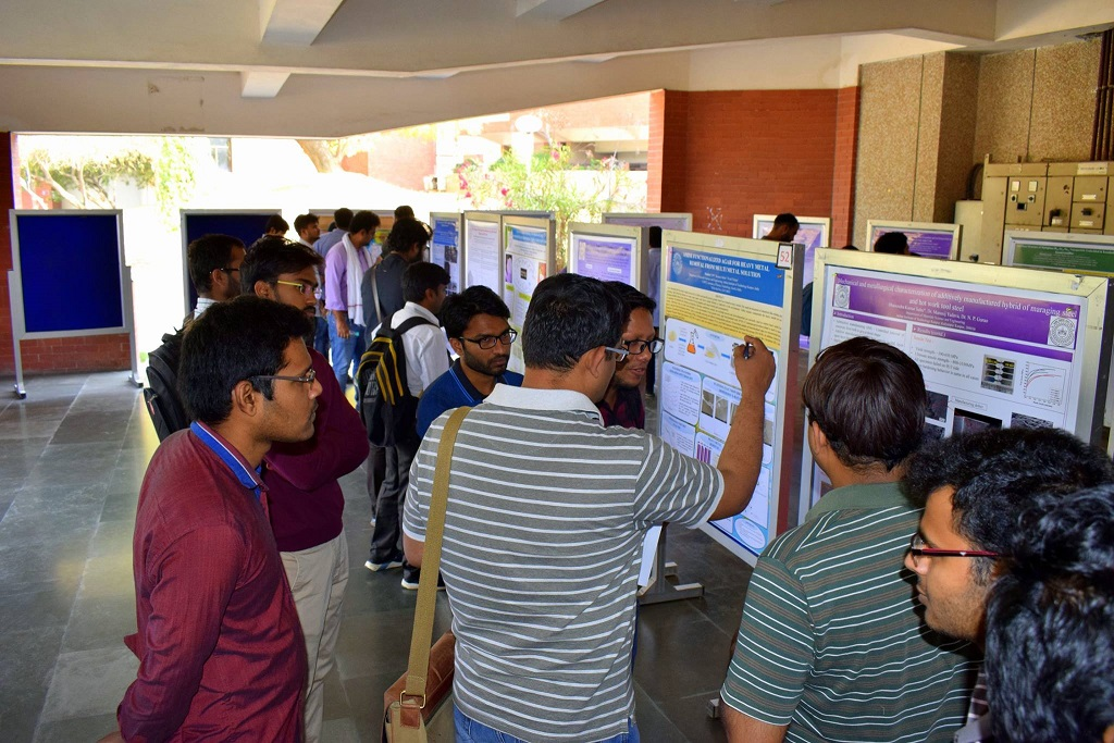 Research Scholars' Day - Padarth 2019