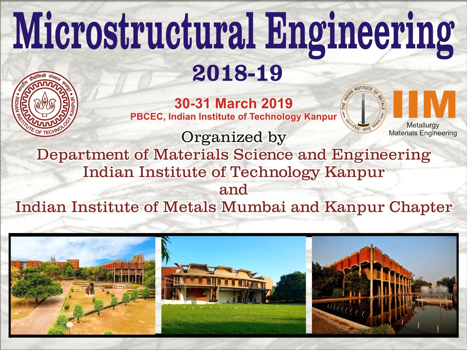 Courses/Conferences/Workshops
