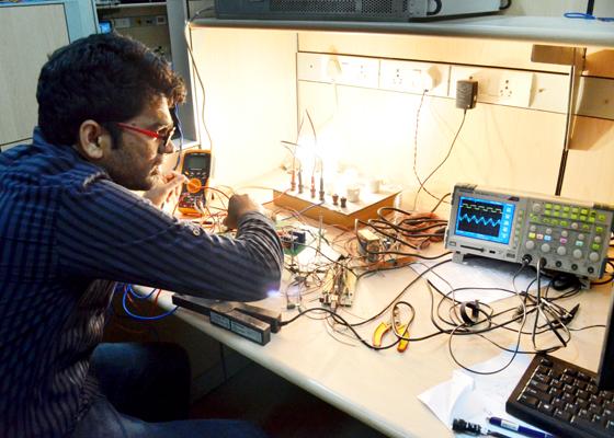 Power Electronics for Renewable Integration(PERI) Lab