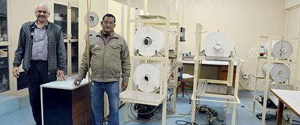 Semiconductor Fabrication Laboratory