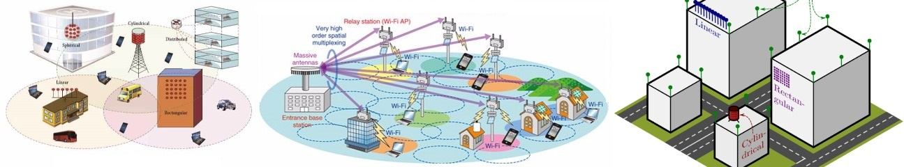 Signal Processing for 5G Massive MIMO Wireless Systems